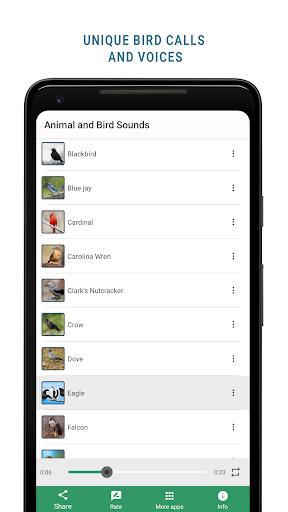 Animal and Bird Sounds screenshot 4