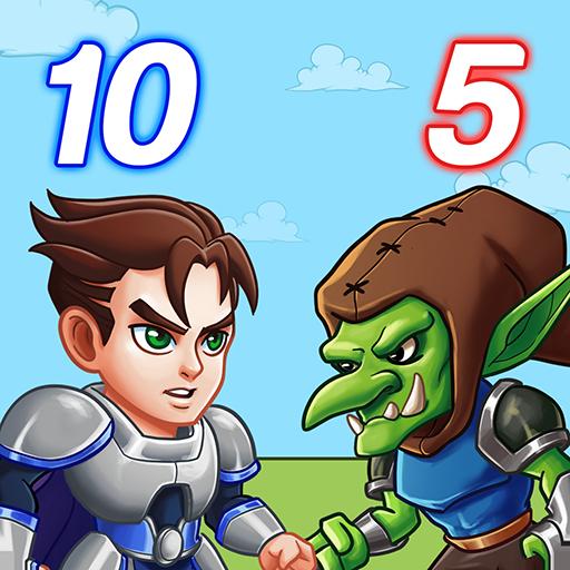 Hero Tower Wars - Merge Puzzle icon