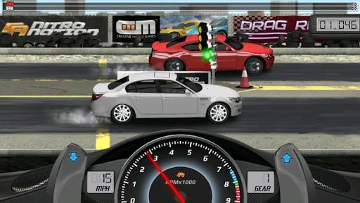 Drag Racing 7 تصوير الشاشة