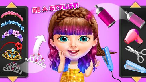 Sweet Baby Girl Summer Fun 2 - Sunny Makeover Game 4 تصوير الشاشة