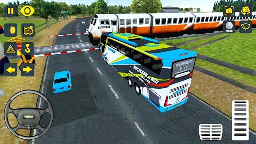 محاكاة سباق حافلات الركاب 2020: ألعاب حافلة جديدة 5 تصوير الشاشة