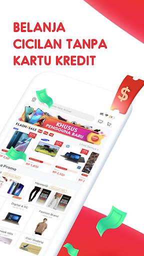 Akulaku-Kredit, Cicilan, Belanja, Pinjaman screenshot 1