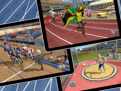 Athletics2: Summer Sports Free screenshot 12