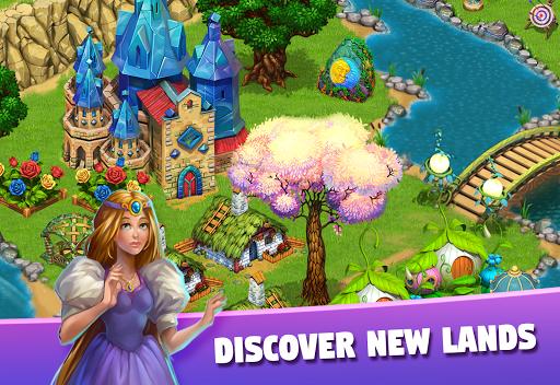 Fairy Kingdom: World of Magic and Farming 2 تصوير الشاشة