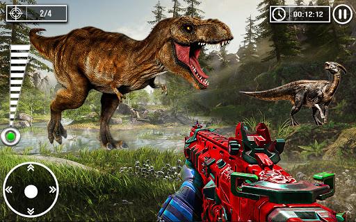 Wild Dino Hunting Clash: Animal Hunting Games screenshot 5