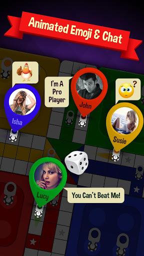 Ludo Master : Multiplayer Board Dice Game screenshot 2