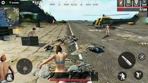 Encounter Strike:Real Commando Secret Mission 2020 screenshot 1