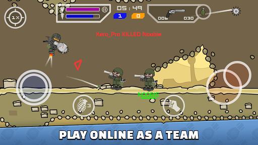Mini Militia - Doodle Army 2 screenshot 2