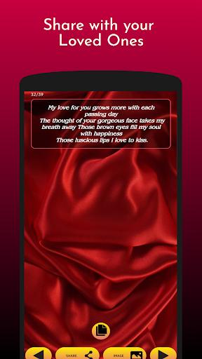 Love Messages for Girlfriend - Share Love Quotes 5 تصوير الشاشة