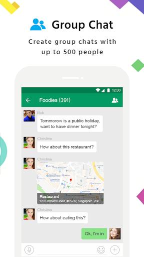MiChat - Free Chats & Meet New People screenshot 2