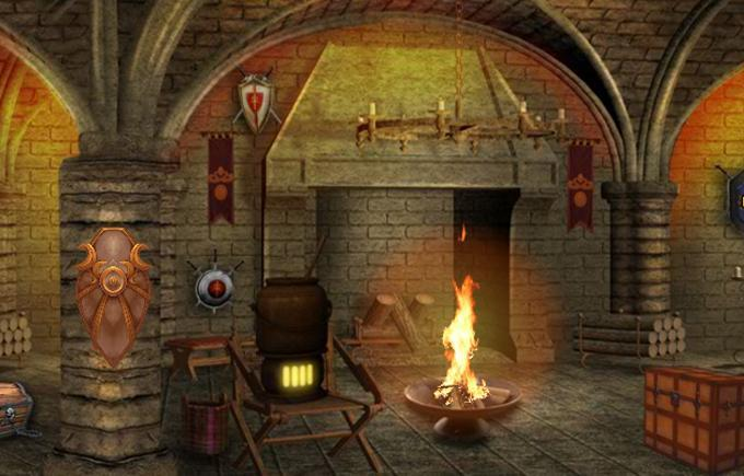 Escape Game Medieval Palace 5 تصوير الشاشة