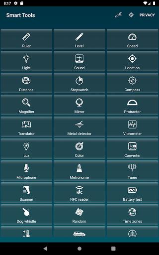 Smart Tools - Utilities 9 تصوير الشاشة
