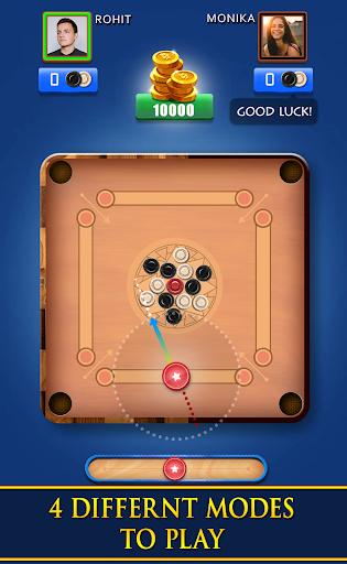 Carrom Royal - Multiplayer Carrom Board Pool Game screenshot 1