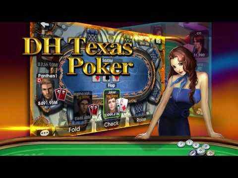DH Texas Poker - Texas Hold'em 2 تصوير الشاشة