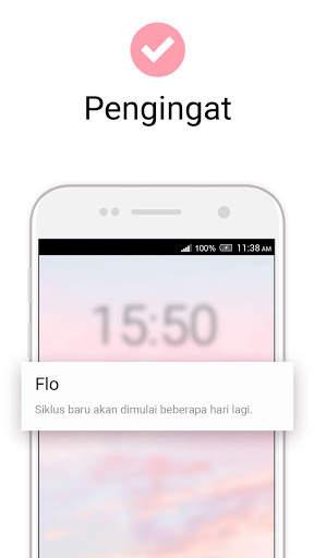 Kalender Menstruasi Flo - Ovulasi, Kehamilan, Haid screenshot 7