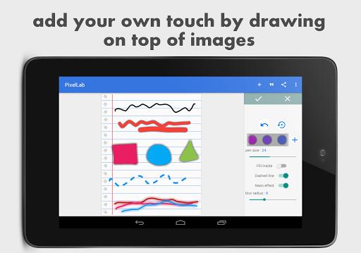 PixelLab - Text on pictures 11 تصوير الشاشة