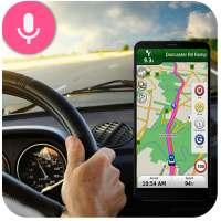 Nawigacja głosowa GPS i mapy Tracker