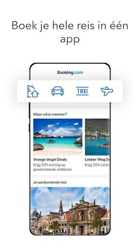 Booking.com Hotelreserveringen screenshot 1