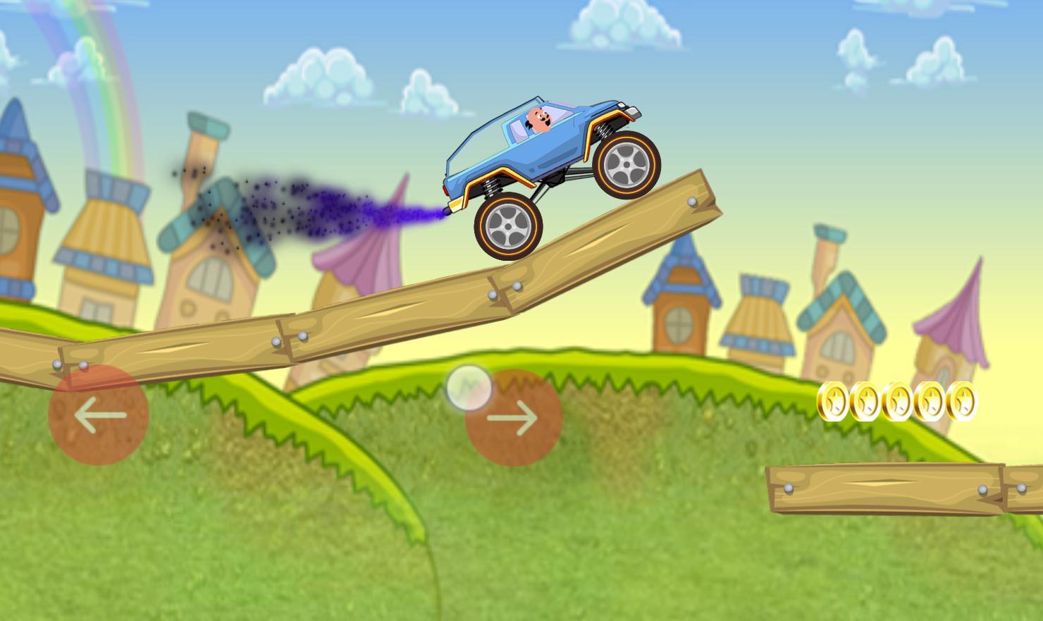 Motu Racing: Hill climb truck race patlu 10 screenshot 4