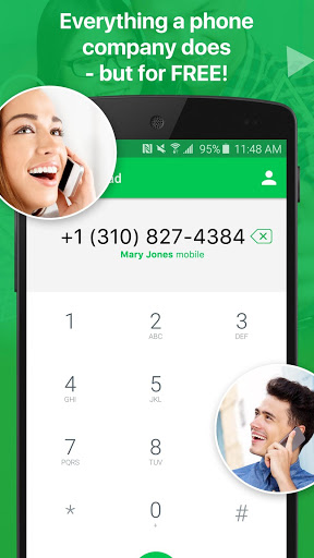 textPlus: Free Text & Calls screenshot 4