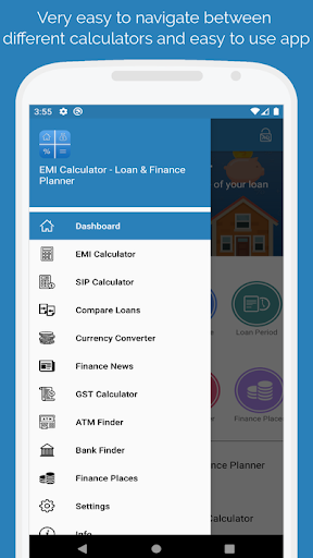 EMI Calculator - Loan & Finance Planner screenshot 4
