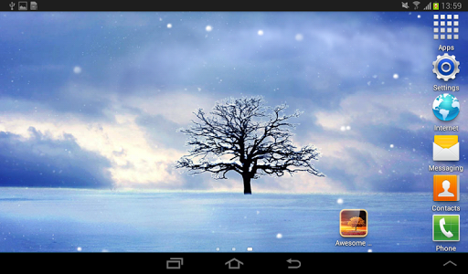 Awesome-Land Live wallpaper HD : Grow more trees screenshot 10
