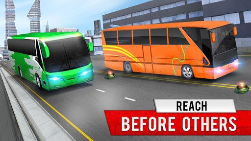 City Coach Bus Simulator 2021 - PvP Free Bus Games screenshot 6