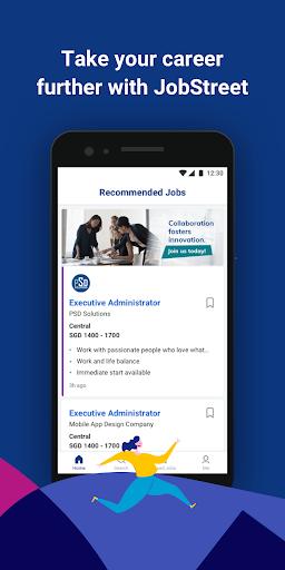 JobStreet - Build Your Career screenshot 1