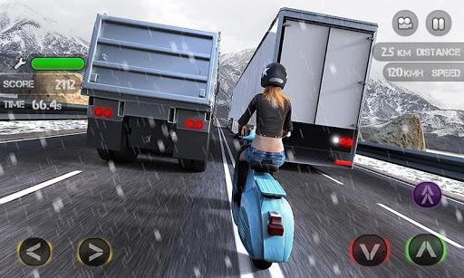 Race the Traffic Moto स्क्रीनशॉट 4
