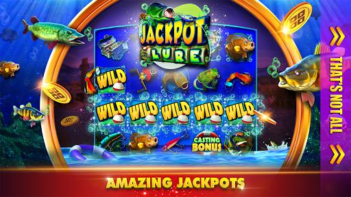 لاس فيغاس فتحات - Hot Shot Casino Games 6 تصوير الشاشة