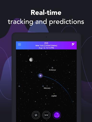 Satellite Tracker by Star Walk screenshot 10