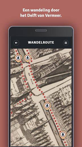 Wandelroute 'Waar is Vermeer?' screenshot 5