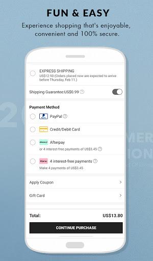 SHEIN-Fashion Shopping Online screenshot 8