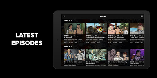 FXNOW: Movies, Shows & Live TV screenshot 8