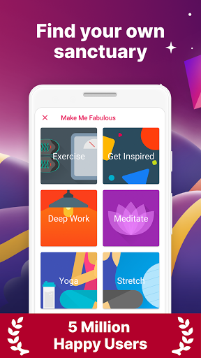 Fabulous: Daily Motivation & Habit Tracker 8 تصوير الشاشة