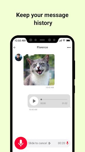 Messages screenshot 8
