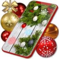 Christmas Wallpapers 🎅 Xmas Tree Live Wallpaper on APKTom
