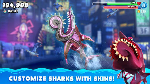 Hungry Shark World screenshot 5