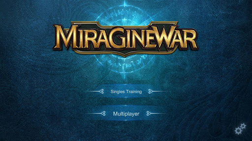 Miragine War screenshot 1