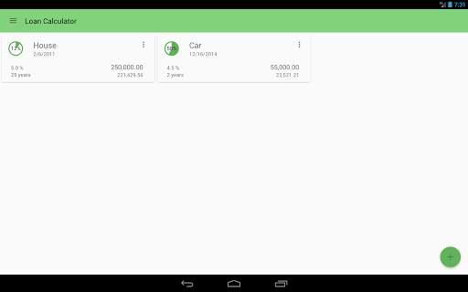 Loan Calculator screenshot 6