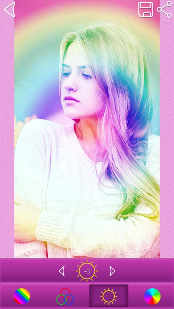 Photo Effects Color Filter screenshot 5
