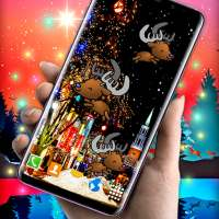 Reindeer Live Wallpaper ❤️ HD Christmas Wallpapers on APKTom