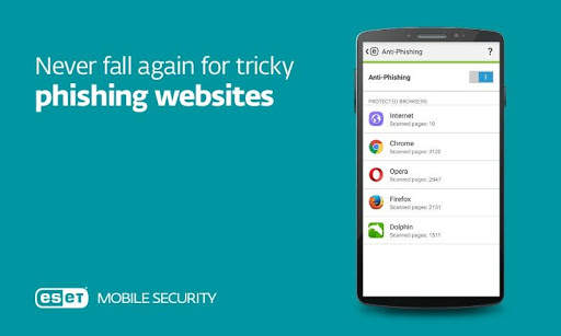 ESET Mobile Security & Antivirus screenshot 15
