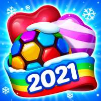 Candy Smash Mania on 9Apps