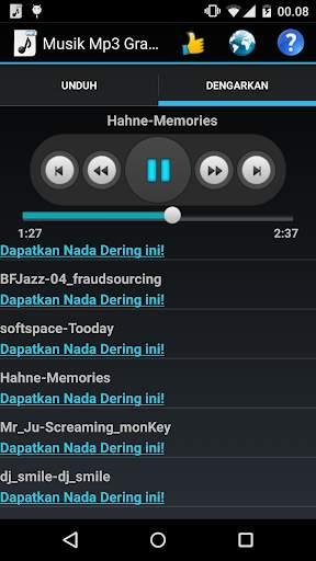 Musik Mp3 Gratis screenshot 3