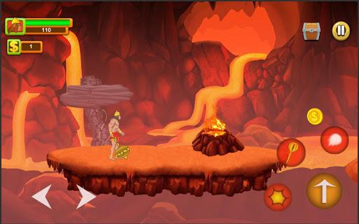 Hanuman Adventures Evolution 5 تصوير الشاشة