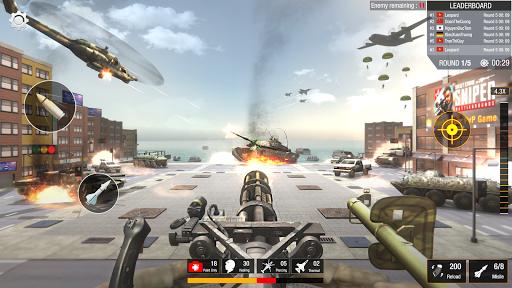 Sniper Game: Bullet Strike - Free Shooting Game screenshot 4