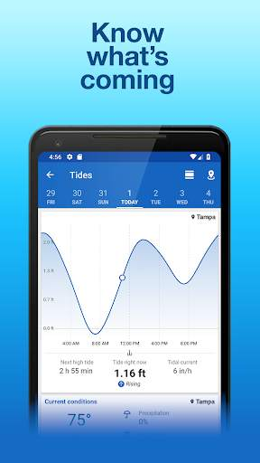 Fishing Points: GPS, Tides & Fishing Forecast स्क्रीनशॉट 5