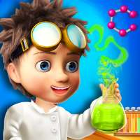 Science Lab Experiments Kids on 9Apps