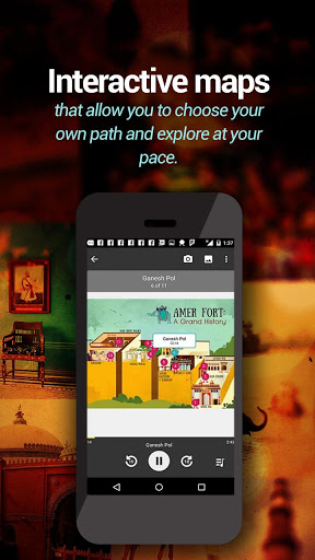 TripMyWay: India Travel Guide 7 تصوير الشاشة
